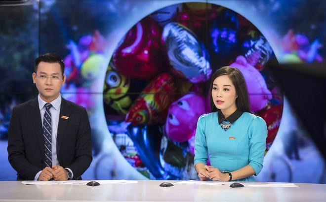 MC Thế Cương bất ngờ khi được Minh Hương tặng hoa nhân ngày Valentine - Ảnh 5.