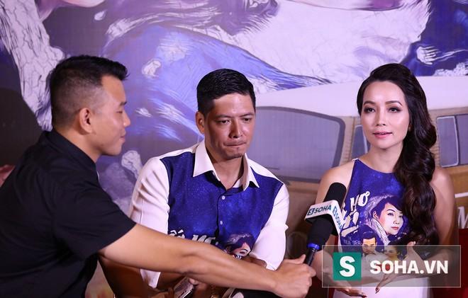 Bình Minh trả lời về scandal với Trương Quỳnh Anh: Vợ tôi biết từ trước chuyện này - Ảnh 1.