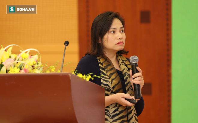 Bà Phí Mai Chi: Một số doanh nghiệp đã quảng cáo ảnh hưởng đến trẻ em thế nào?