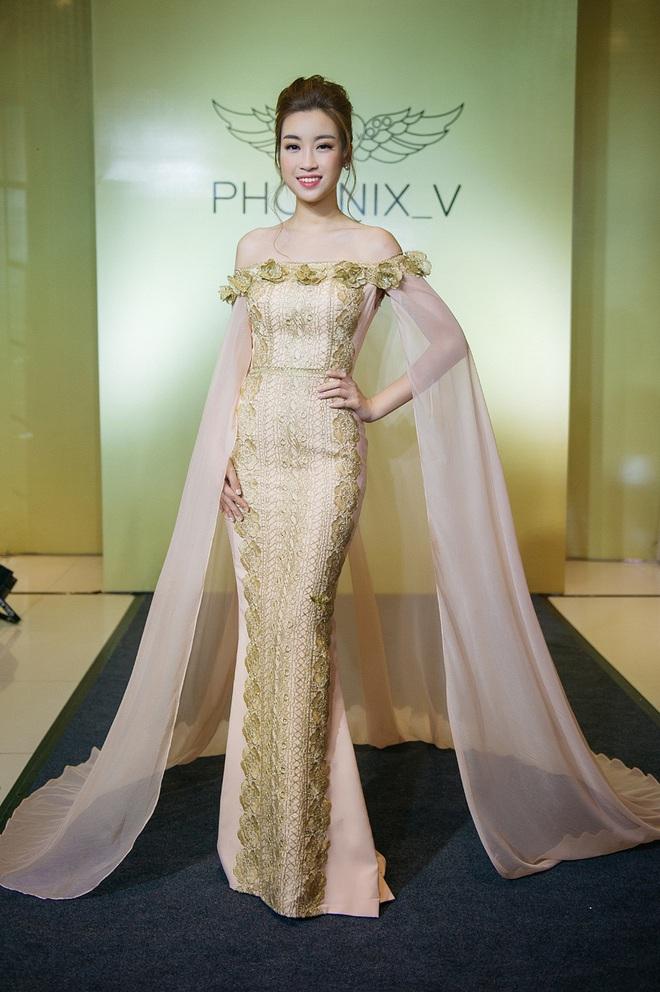 Hoa hậu Mỹ Linh sang Campuchia để ủng hộ Vũ Thu Phương - Ảnh 6.