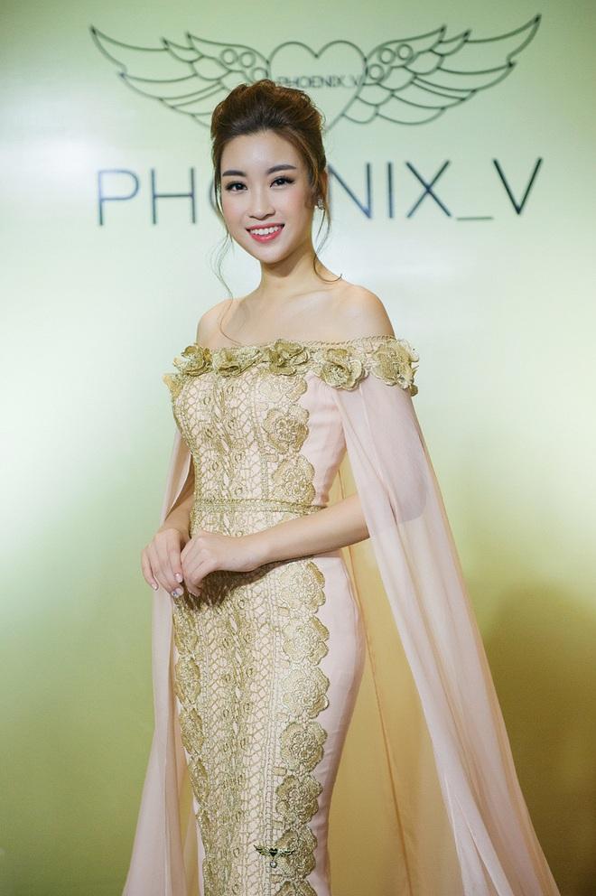 Hoa hậu Mỹ Linh sang Campuchia để ủng hộ Vũ Thu Phương - Ảnh 7.