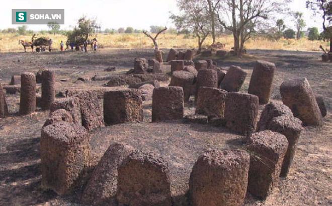 5 công trình khảo cổ bí ẩn không kém kim tự tháp Ai Cập