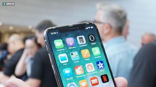 8 nhược điểm của iPhone X mà Apple né ở buổi ra mắt, cái đầu tiên là về giá tiền! - Ảnh 5.