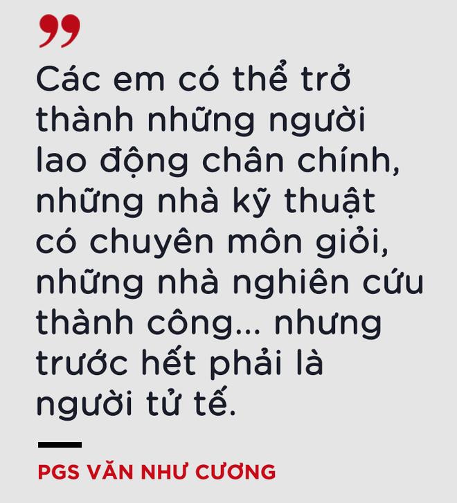Vĩnh biệt Phó giáo sư thật, Tiến sĩ thật Văn Như Cương! - Ảnh 1.