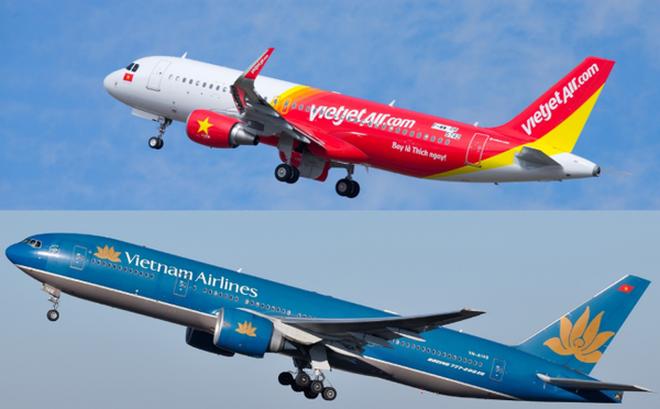 """Không chỉ Vietnam Airlines """"lép vế"""" trước Vietjet, nhiều hãng hàng không truyền thống cũng đang lâm cảnh thất thế tại châu Á"""
