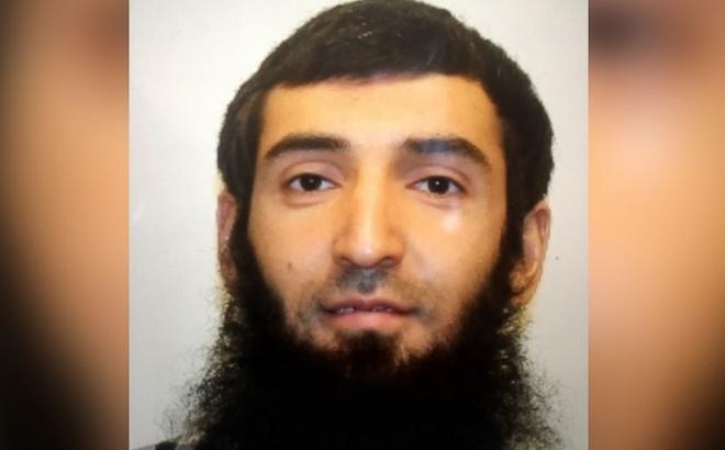Nghi phạm tấn công New York nhân danh IS