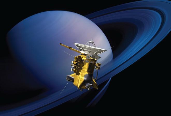 Trước khi lao vào sao Thổ tự sát, phi thuyền Cassini tỷ đô của NASA lại lập kỷ lục mới - Ảnh 8.