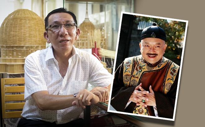 [Video] Gặp người lồng tiếng Hòa Thân và giả giọng thái giám hay nhất Việt Nam