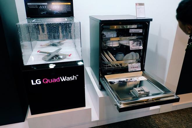 Trọn gói các thiết bị điện tử gia dụng LG cho ngôi nhà hiện đại - Ảnh 6.