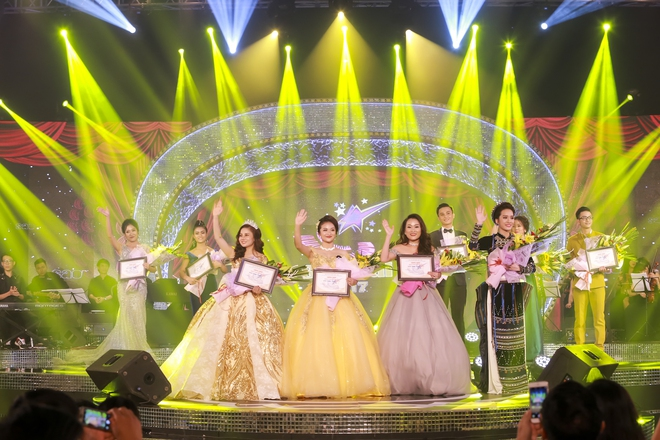Cô gái xinh như Hoa hậu vào Chung kết xếp hạng Sao Mai 2017 - Ảnh 2.
