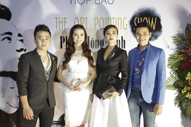 Kim Tuyến, Phan Thị Mơ đọ sắc tại sự kiện - Ảnh 2.