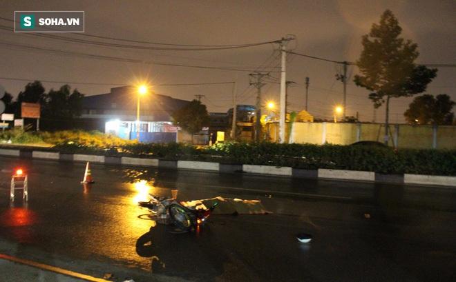 Bình Dương: Ba vụ tai nạn, bốn người thương vong