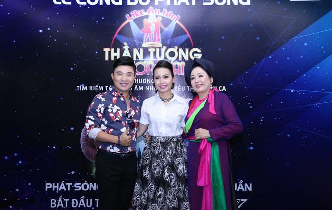 Quang Linh, Cẩm Ly hợp sức tìm kiếm thần tượng tương lai - Ảnh 2.
