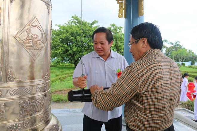 Bộ trưởng Trương Minh Tuấn: Mỗi tấc đất đều có xương máu của cha anh - Ảnh 1.
