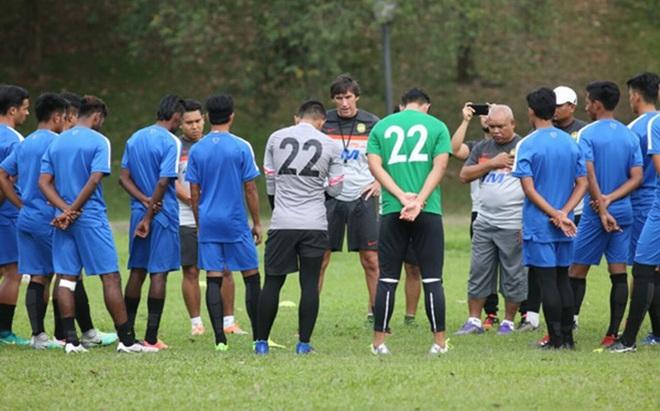U23 Malaysia chốt danh sách, quyết 'chiến' với U23 Việt Nam