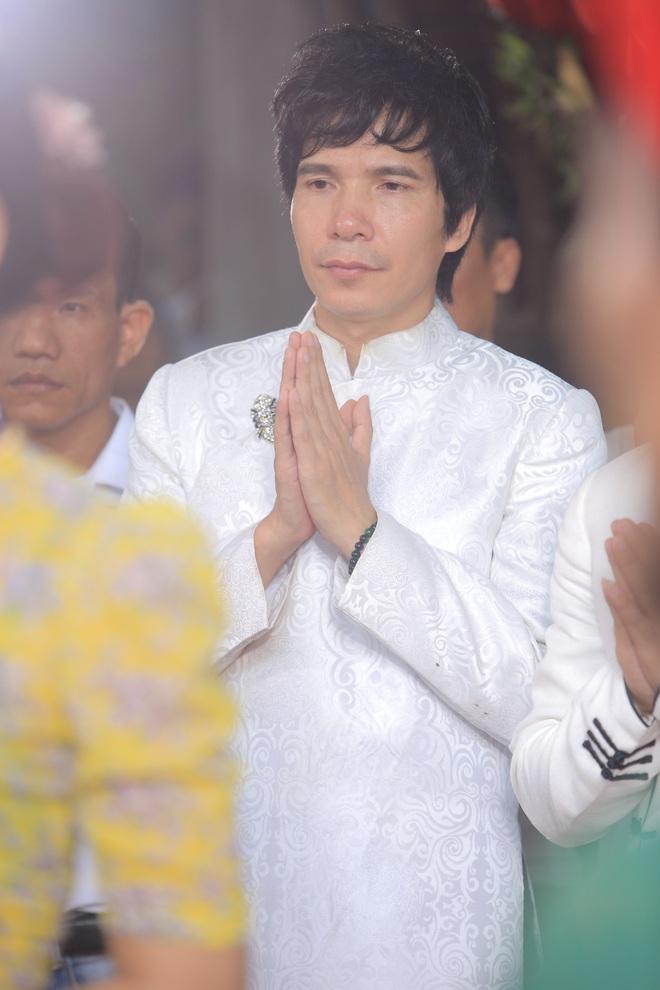 MC Thảo Vân bất ngờ thể hiện giọng hát trong Lễ giỗ Tổ nghề - Ảnh 11.