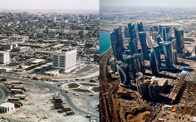 Sức mạnh mềm Qatar: Khi người giàu biết dùng tiền xây vị thế