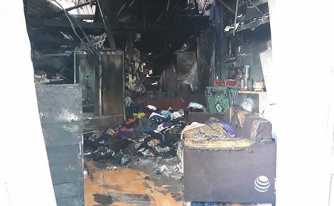 TP.HCM: Cháy kinh hoàng trong đêm, 3 người trong nhà chết thảm