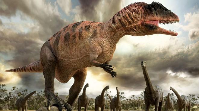 Phát hiện bằng chứng núi lửa phun trào, giúp khủng long ngự trị Trái Đất - Ảnh 3.