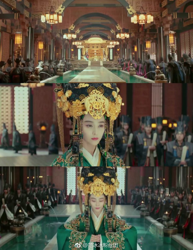 Phim mới của Phạm Băng Băng bị ném đá vì cảnh nóng và bóp méo lịch sử - Ảnh 8.