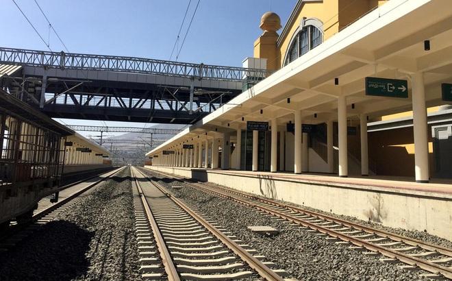 """Chiến lược sâu xa phía sau tuyến đường sắt """"không vụ lợi"""" của Trung Quốc ở châu Phi"""