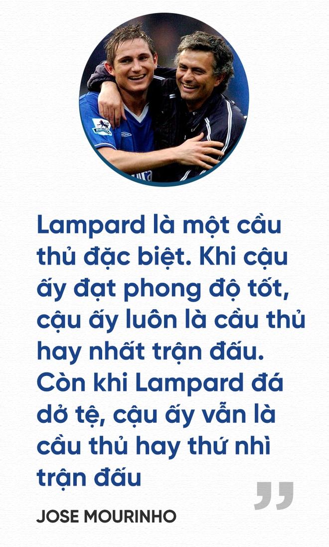 Frank Lampard: Nhà tiên tri từng khiến cả Mourinho lẫn Ronaldinho phải ngả mũ - Ảnh 3.