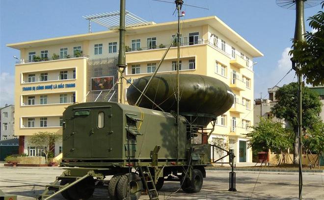 Khí tài đặc biệt của không quân tiêm kích Việt Nam