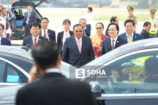 [CẬP NHẬT] Thủ tướng Thái Lan tới Đà Nẵng dự APEC cùng phu nhân - Ảnh 1.