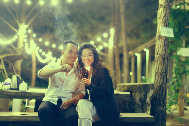 Cặp đôi cô dâu chú rể khiến cả mạng xã hội ghen tỵ vì bộ ảnh cưới độc và ý nghĩa - Ảnh 16.