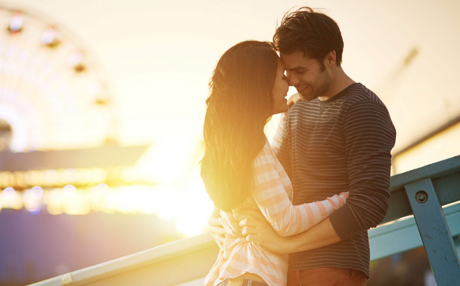 10 dấu hiệu chứng tỏ bạn yêu đúng người