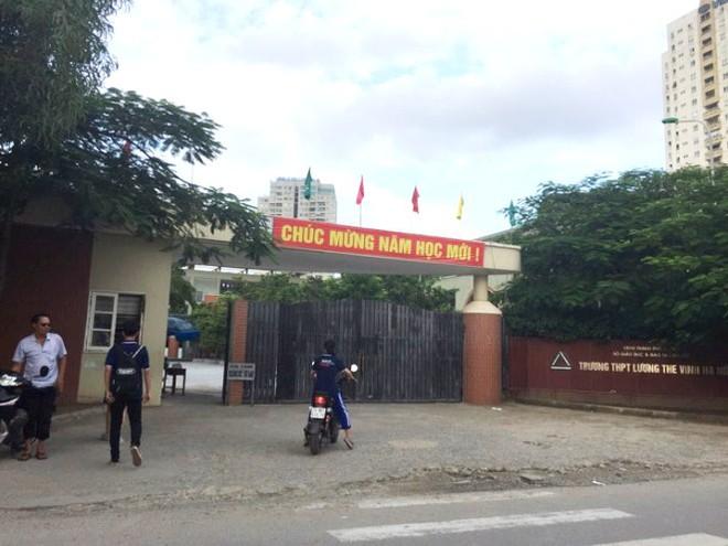 Phụ huynh tố trường Lương Thế Vinh, PGS Văn Như Cương: Nhà tù này không đến nỗi nào! - Ảnh 1.