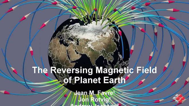 Từ trường Trái Đất sụt giảm bất thường: Nguy cơ đảo cực và tận thế liệu có xảy ra? - Ảnh 1.