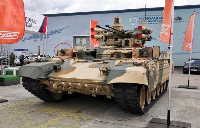 Nga tính toán gì khi đưa phiên bản BMPT lạ tới Syria? - Ảnh 2.