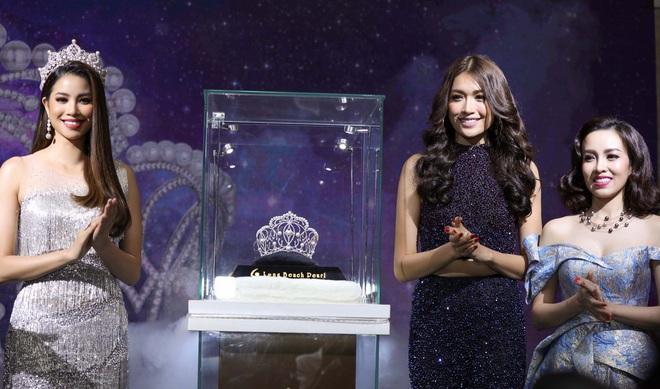 Hé lộ vương miện giá trị gần 3 tỷ đồng của Hoa hậu Hoàn vũ Việt Nam 2017 - Ảnh 2.