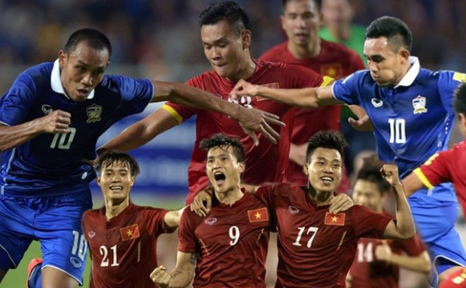 """Trong khi bóng Việt """"gà nhà đá nhau"""", Thái Lan đã phát dương như thế nào?"""