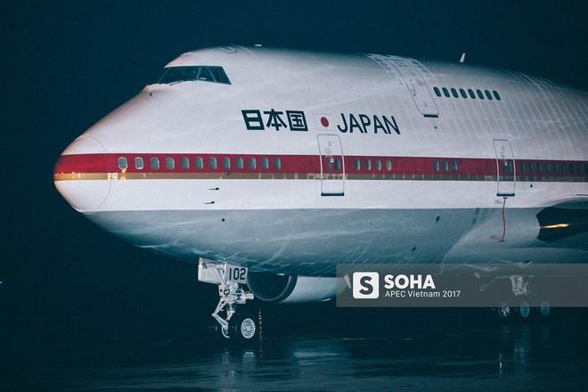 [ẢNH] Nhìn lại dàn máy bay, chuyên cơ khủng đổ về Đà Nẵng trong Tuần lễ Cấp cao APEC - Ảnh 1.