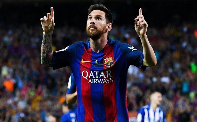 """Messi """"lấp lửng"""" nhắc đến chuyện sang Trung Quốc chơi bóng"""