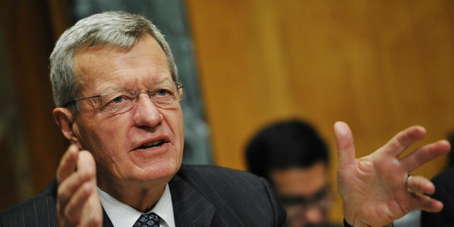 Cựu đại sứ Mỹ tại Bắc Kinh: Mỹ đang quá nhún nhường trước Trung Quốc - Ảnh 1.