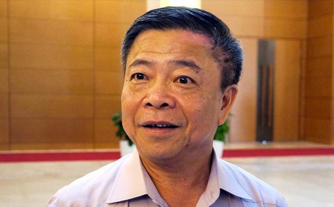 Ông Võ Kim Cự nghỉ hưu từ đầu tháng 10