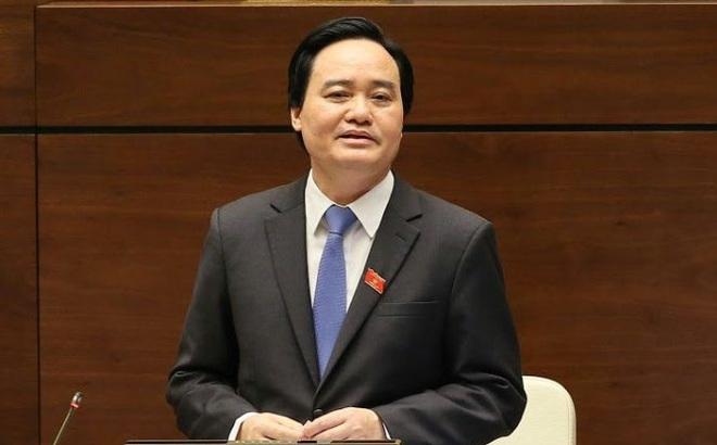 """Bộ trưởng Phùng Xuân Nhạ: """"Thu nhập của giáo viên thấp là món nợ tôi chưa trả được"""""""