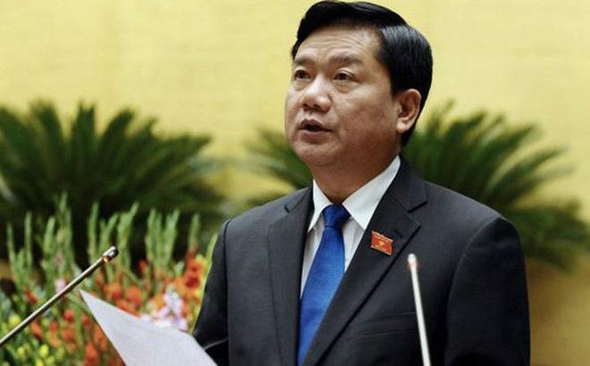 Ông Đinh La Thăng chính thức chuyển về đoàn ĐBQH Thanh Hóa