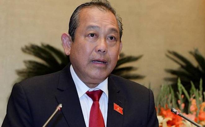 Phó Thủ tướng: Xử nghiêm vụ xâm hại trẻ em ở Hoàng Mai
