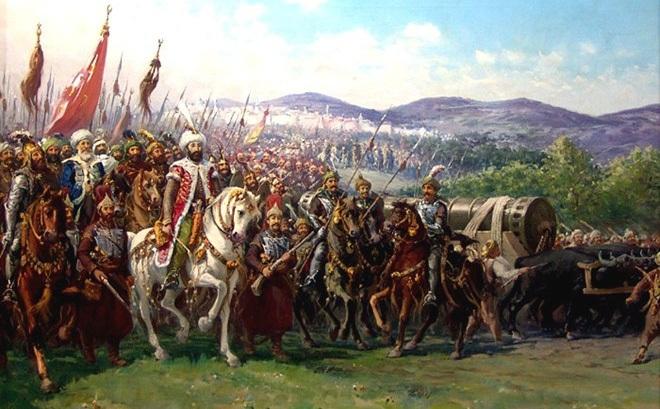 Những đội quân mạnh nhất trong lịch sử