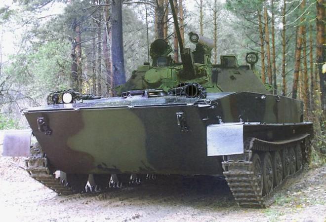 Phiên bản nâng cấp mới nhất của PT-76 có phù hợp với Việt Nam? - Ảnh 1.