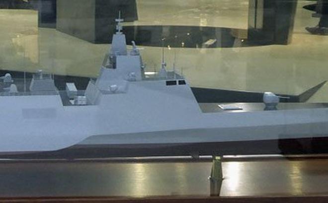 Trung Quốc giới thiệu khinh hạm 3 thân mới