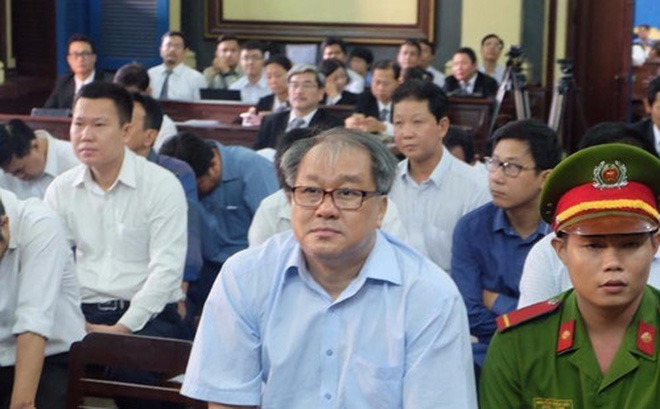 VKS bảo lưu quan điểm 'cha con ông Thanh là đồng phạm'