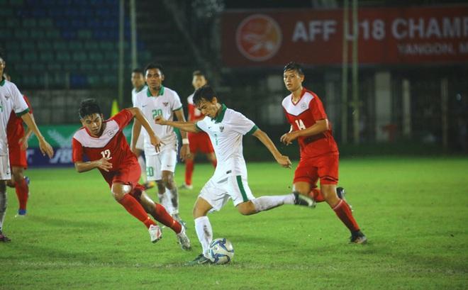 Trút 9 bàn thắng, Indonesia qua mặt Việt Nam ở đấu trường ĐNÁ