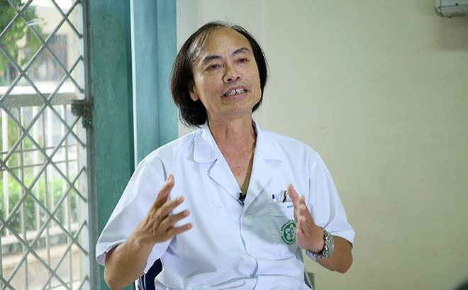 PGS. TS Nguyễn Tiến Dũng: 53% bố mẹ không biết con thừa cân, béo phì