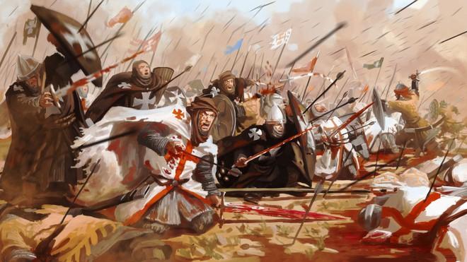 Tours - Trận chiến mang ý nghĩa lịch sử đối với toàn bộ châu Âu - Ảnh 3.