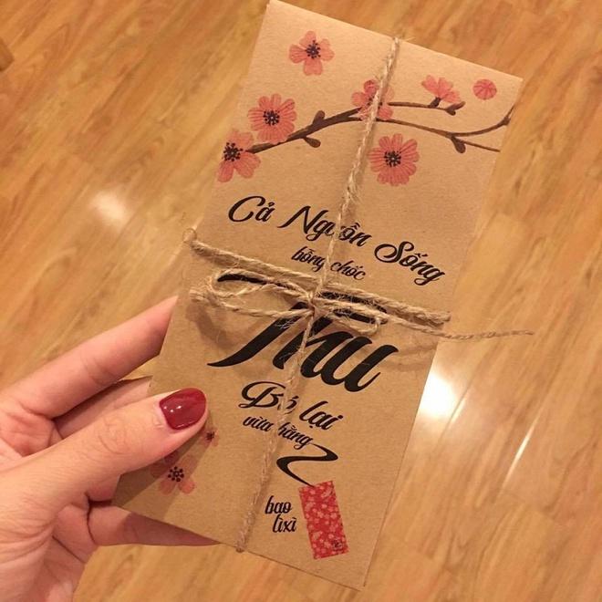 """Phong bao lì xì """"made in Vietnam"""" lên ngôi Tết Đinh Dậu 2017 - Ảnh 1."""